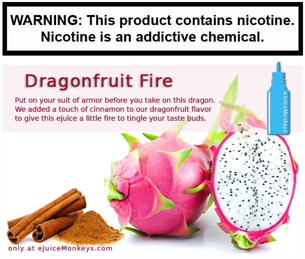 Dragonfruit Fire