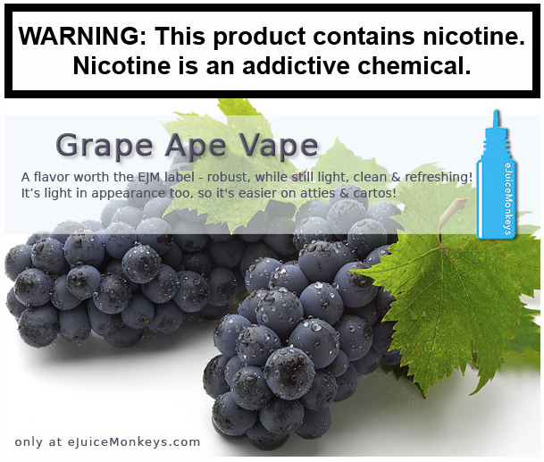 Grape Ape Vape