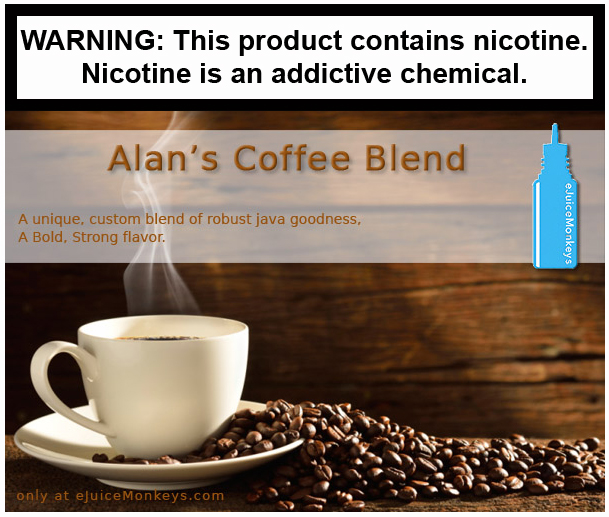 Alan's Coffee Blend