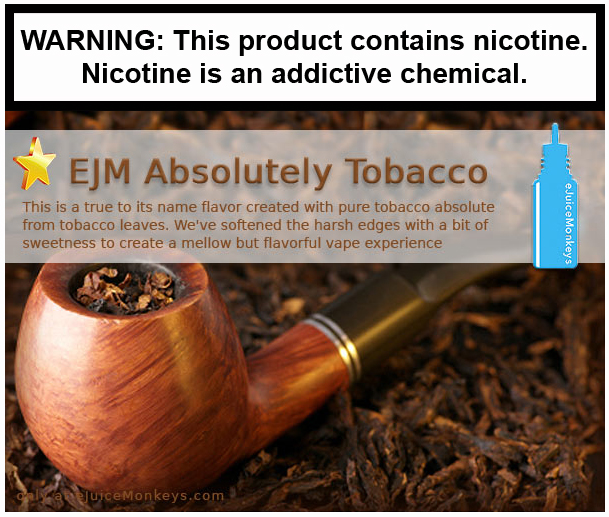 EJM Absolutely Tobacco