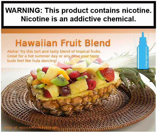 Hawaiian Fruit Blend