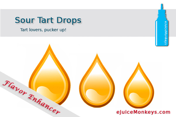 Sour Tart Drops