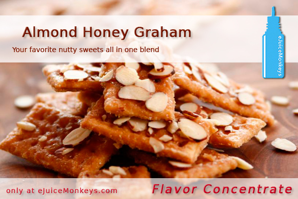 Almond Honey Graham FLAVOR