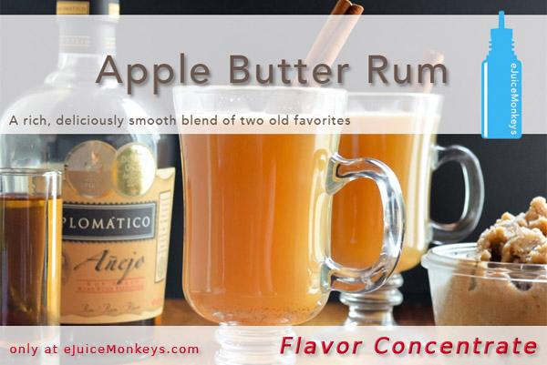 Apple Butter Rum FLAVOR