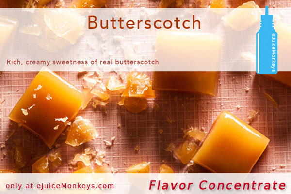 ButterScotch FLAVOR