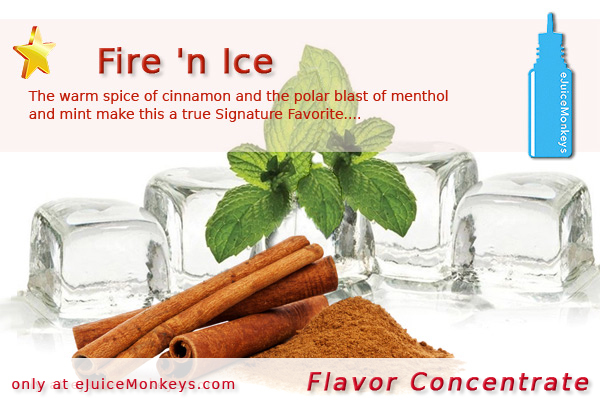 Fire 'n Ice FLAVOR