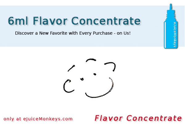 1 Flavor Concentrate Sample