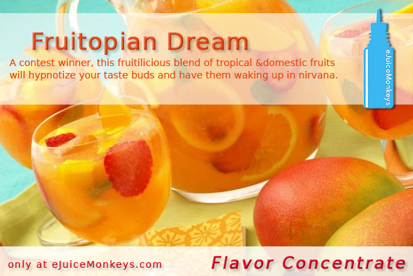 Fruitopian Dream FLAVOR