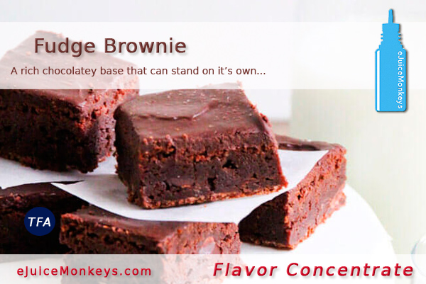 Fudge Brownie FLAVOR