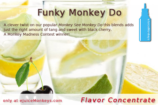 Funky Monkey Do FLAVOR