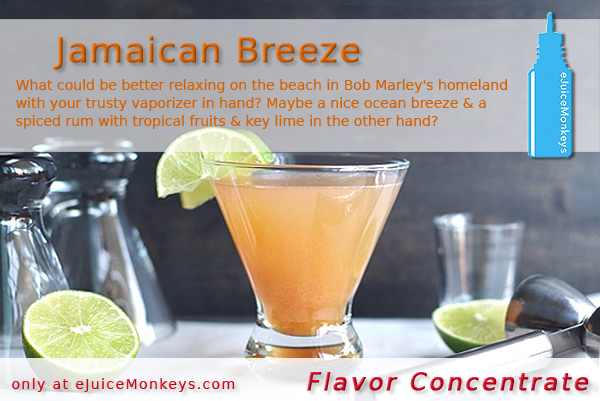 Jamaican Breeze FLAVOR