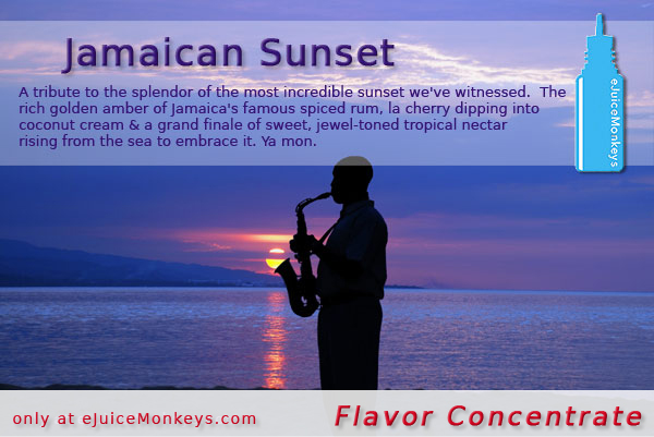 Jamaican Sunset FLAVOR