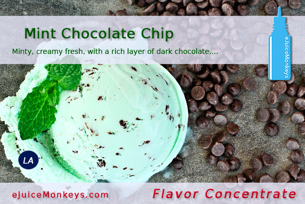 Mint Chocolate Chip FLAVOR
