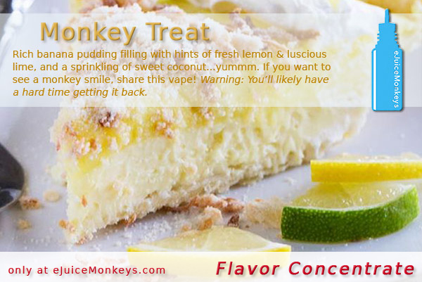 Monkey Treat FLAVOR