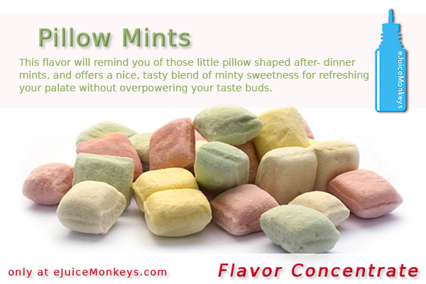 Pillow Mints FLAVOR