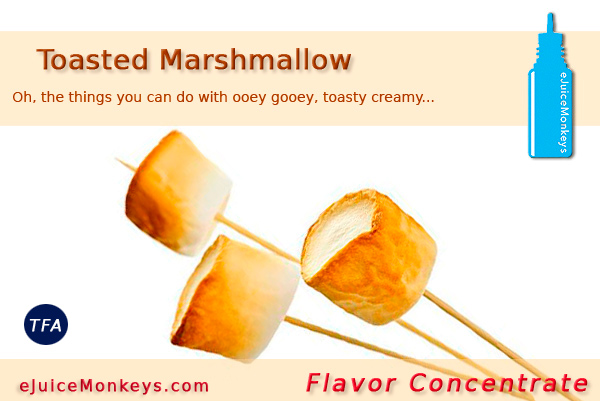 Toasted Marshmallow FLAVOR