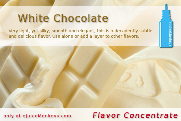 White Chocolate FLAVOR