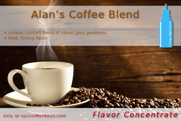 Alan's Coffee Blend FLAVOR