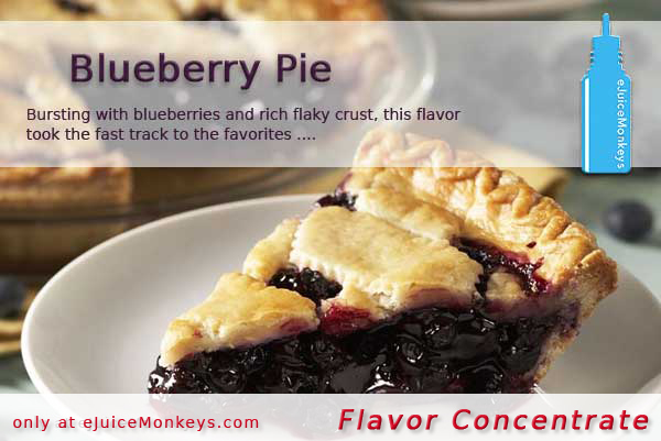 Blueberry Pie FLAVOR