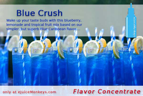 Blue Crush FLAVOR