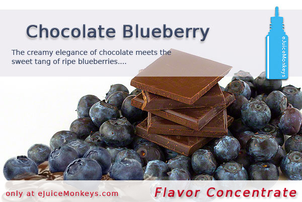 Chocolate Blueberry FLAVOR