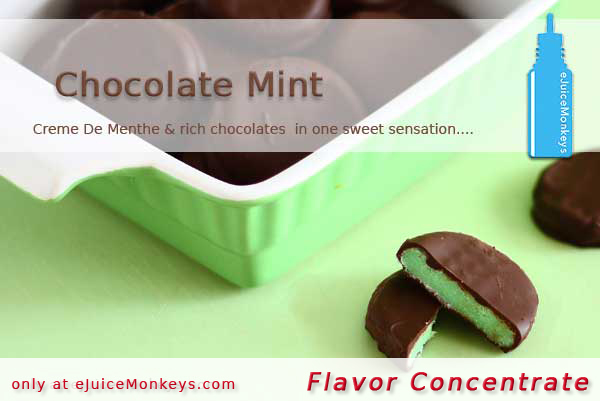 Chocolate Mint FLAVOR
