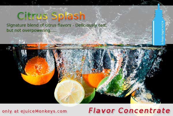 Citrus Splash FLAVOR