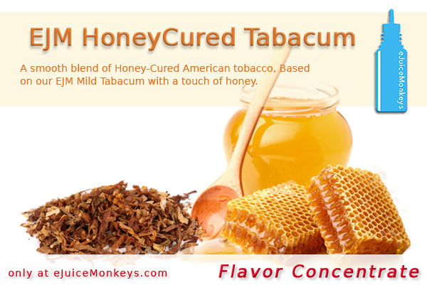 EJM HoneyCured Tabacum FLAVOR