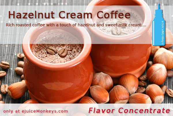 Hazelnut Cream Coffee FLAVOR