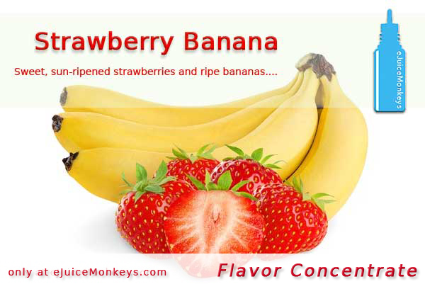 Strawberry Banana FLAVOR