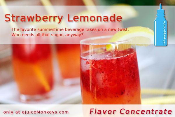 Strawberry Lemonade FLAVOR
