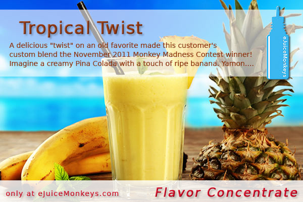 Tropical Twist FLAVOR