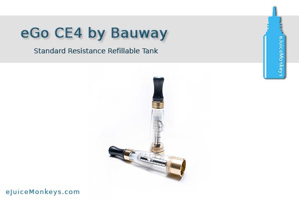 eGo CE4 Gold Bauway