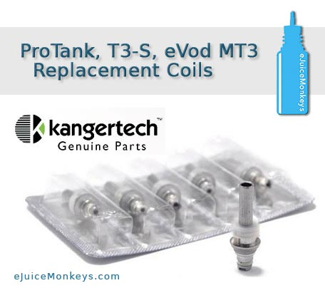 2.5ohm ProTank /T3-S/MT3 Coil - Click Image to Close
