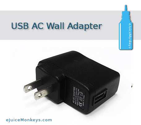 USB AC Wall Adapter