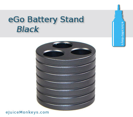 eGo Battery Stand - Black